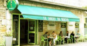 Les restaurants bios sont de plus en plus nombreux dans les grandes villes.
